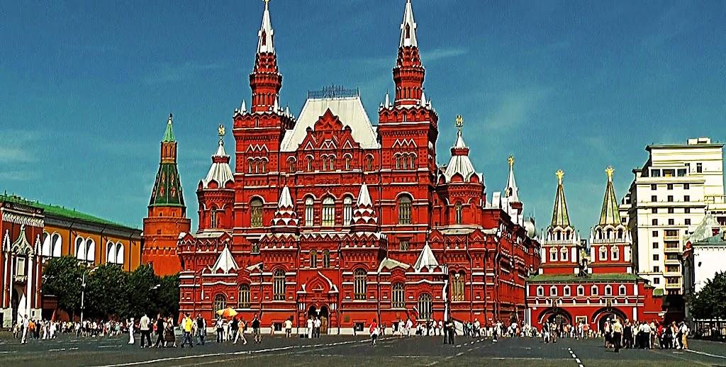 Фото Москва: Музей археологии Москвы