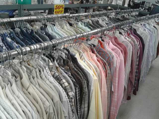 Out of the Closet Thrift Store