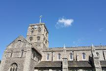 St. Mary de Haura Church, Shoreham-by-Sea, United Kingdom