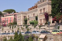 Villa Comunale, Taormina, Italy