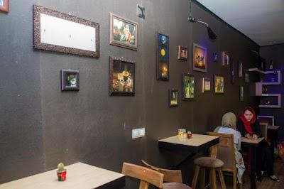 کافه نگار. Negar Cafe