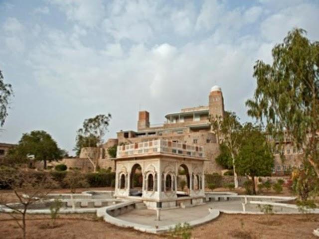 Sardar Samand Palace