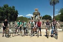 Bamboo Bike Tours, Barcelona, Spain