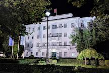 Public Library Radosav Ljumovic, Podgorica, Montenegro