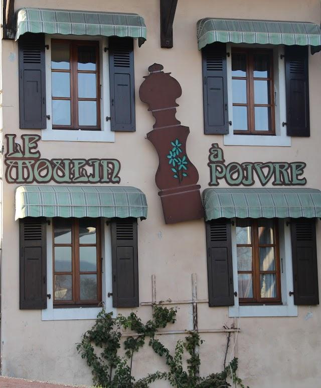 Le Moulin A Poivre