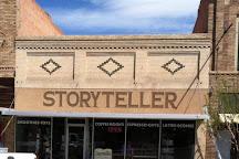Storyteller, Thermopolis, United States