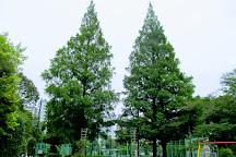 Sotobori Park, Chiyoda, Japan