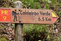 Levada Caldeirao Verde, Santana, Portugal