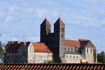 Church of St. Servatius, Quedlinburg, Germany