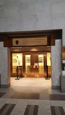 African Burial Ground National Monument new-york-city USA
