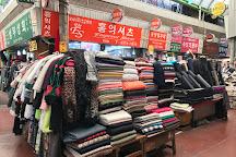 Kwangjang Market, Seoul, South Korea