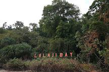 Lalaji Bay Beach, Long Island, India