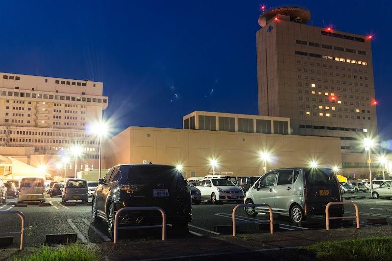 鹿島セントラルモール駐車場