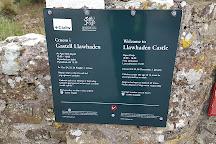 Llawhaden Castle, Llawhaden, United Kingdom