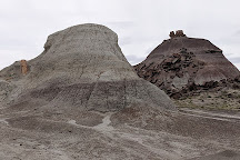 Martha's Butte, Petrified Forest National Park, United States
