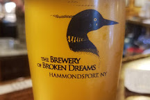 The Brewery of Broken Dreams, Hammondsport, United States