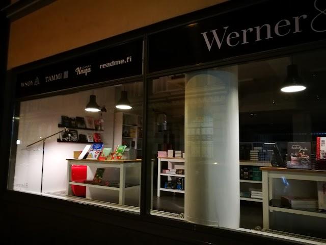 Werner & Jarl -kirjakauppa