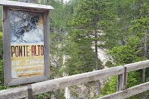 Cascate di Fanes, Cortina d'Ampezzo, Italy