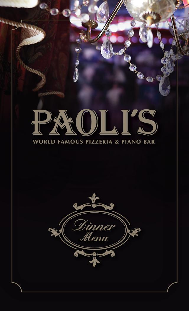 Paoli's Pizzeria & Piano Bar