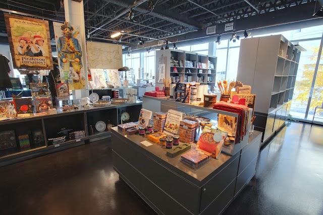 Pointe-à-Callière - Boutique du Musée
