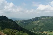 Balmes de Montbrun, Saint-Gineis-en-Coiron, France