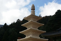 Sangwonsa Temple, Wonju, South Korea