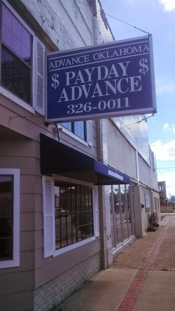 Advance Oklahoma Payday Loans Picture