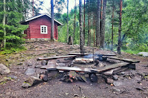 Helvetinjarven Kansallispuisto, Ruovesi, Finland