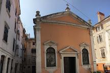 Chiesa di San Rocco/ Cerkev sv. Roka, Piran, Slovenia