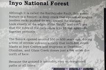 Earthquake Fault, Mammoth Lakes, United States