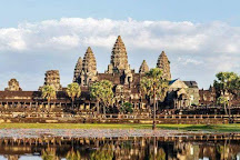 Angkor Family Tour, Siem Reap, Cambodia
