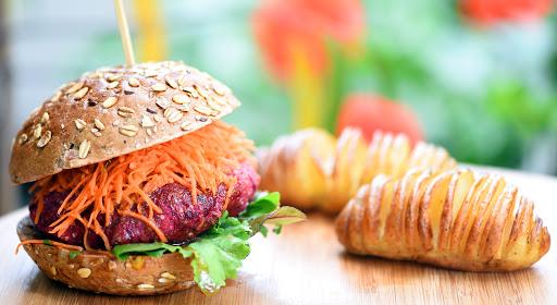 Olives & Burgers Healthy Café