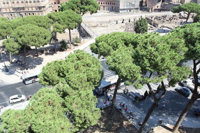 Visit Roma Dal Cielo Terrazza Delle Quadrighe On Your Trip
