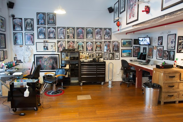 Authent/Ink Tattoo Studio