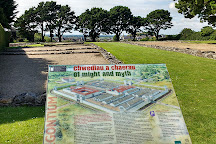 Segontium Roman Fort, Caernarfon, United Kingdom