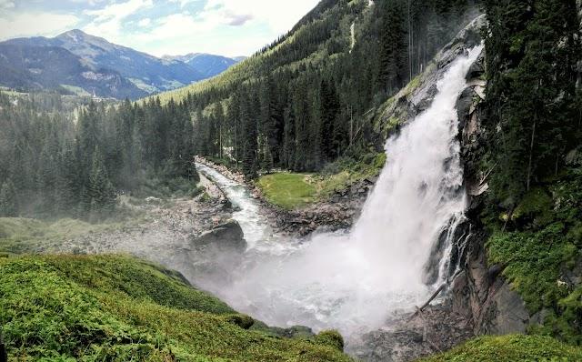 Parkplatz Krimmler Wasserfälle
