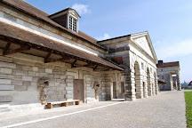 Saline Royale d'Arc-et-Senans, Arc-et-Senans, France