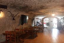 Cuevas del Diablo, Alcala del Jucar, Spain