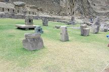 Plaza Manco Capac, Aguas Calientes, Peru