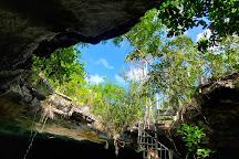 Ben's Cave, Lucayan National Park, Bahamas