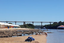 Praia do Rio Sono, Pedro Afonso, Brazil