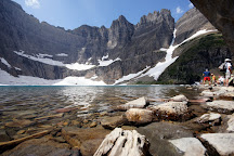 Iceberg Lake Trail, Glacier National Park, United States