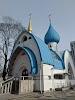 Храм святого праведного Иоанна Кронштадского, Ленинский проспект на фото Санкт-Петербурга