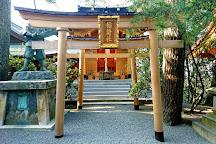 Atakasumiyoshi Shrine, Komatsu, Japan