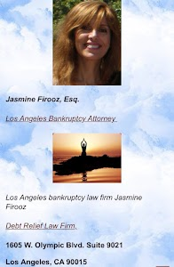 Jasmine Firooz Bankruptcy Law Firm