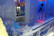 Ice Bar Madrid, Madrid, Spain
