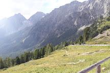 Staller Saddle, St. Jakob in Defereggen, Austria