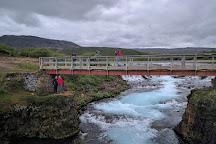 Bruarfoss Waterfall, Brekkuskogur, Iceland