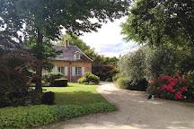 Jardin du Mesnil, Monterolier, France