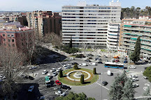 Plaza dr Mariano de Cavia, Madrid, Spain